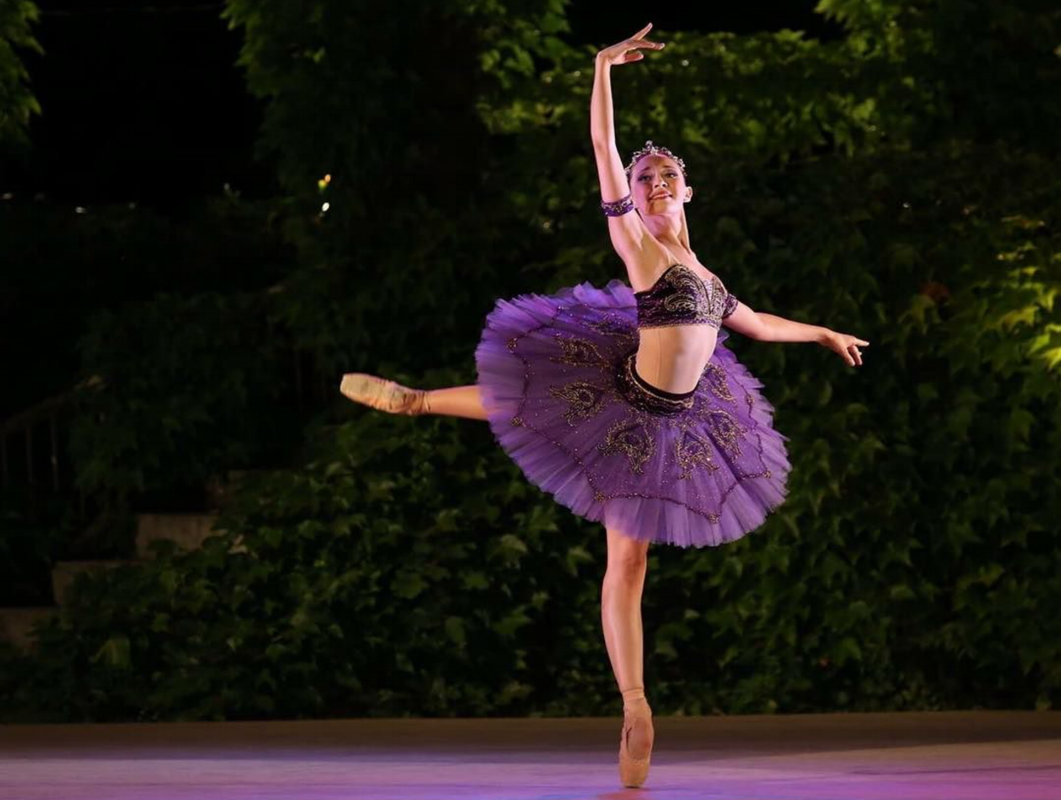 "Arizona's Juliet Doherty    2017 2nd Place Career Awards Classical Ballet Winner    ""I cannot express my gratitude enough for NSALAZ and the opportunities it provides."""