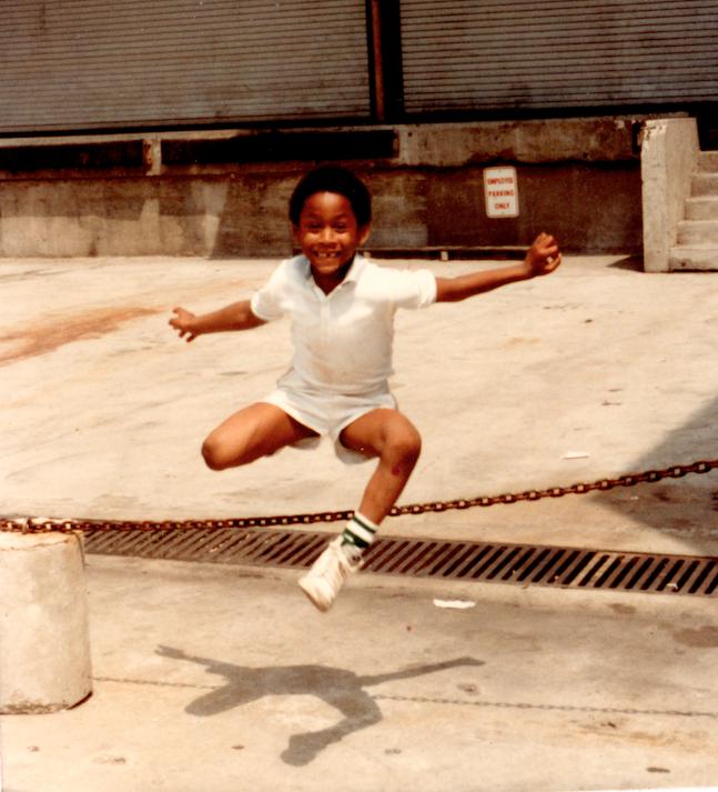 Ron J Jumping - PhotoStories