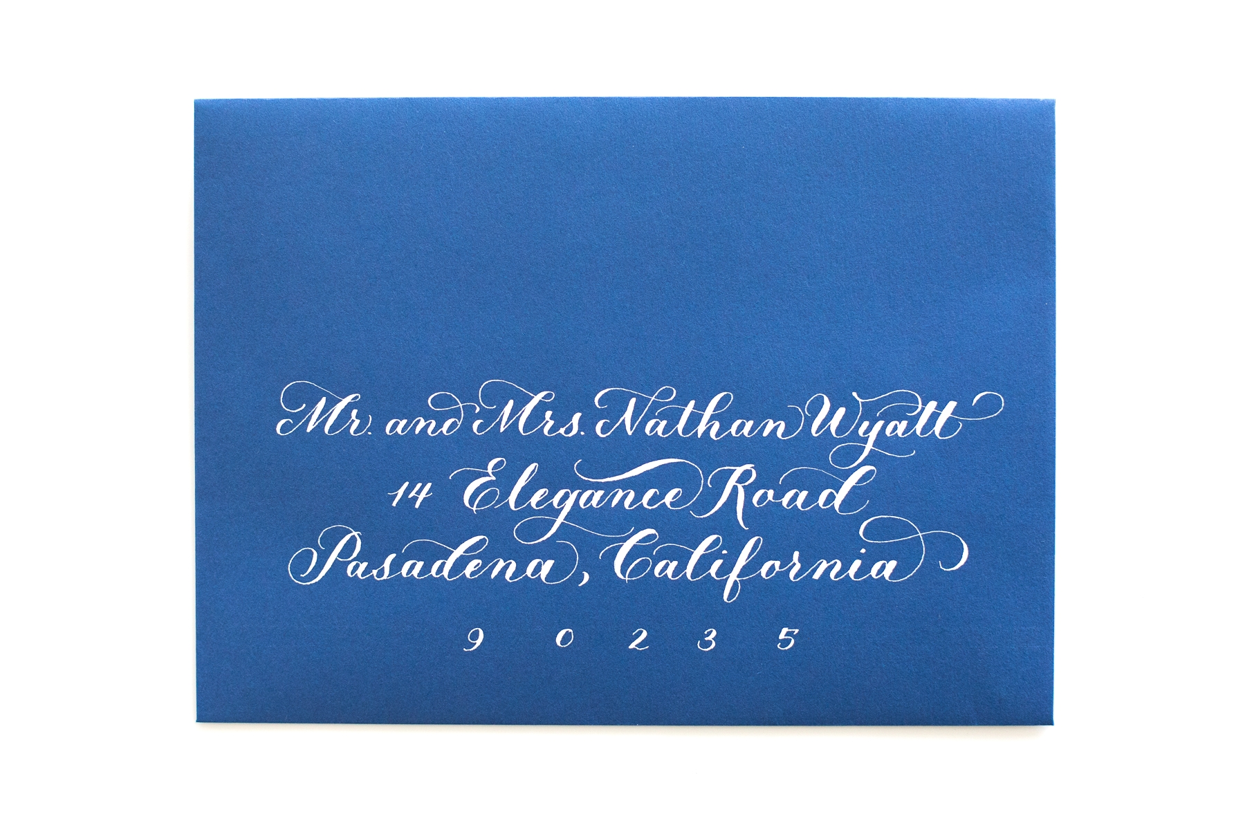 ELEGANCE SCRIPT -   copperplate calligraphy with graceful flourishes