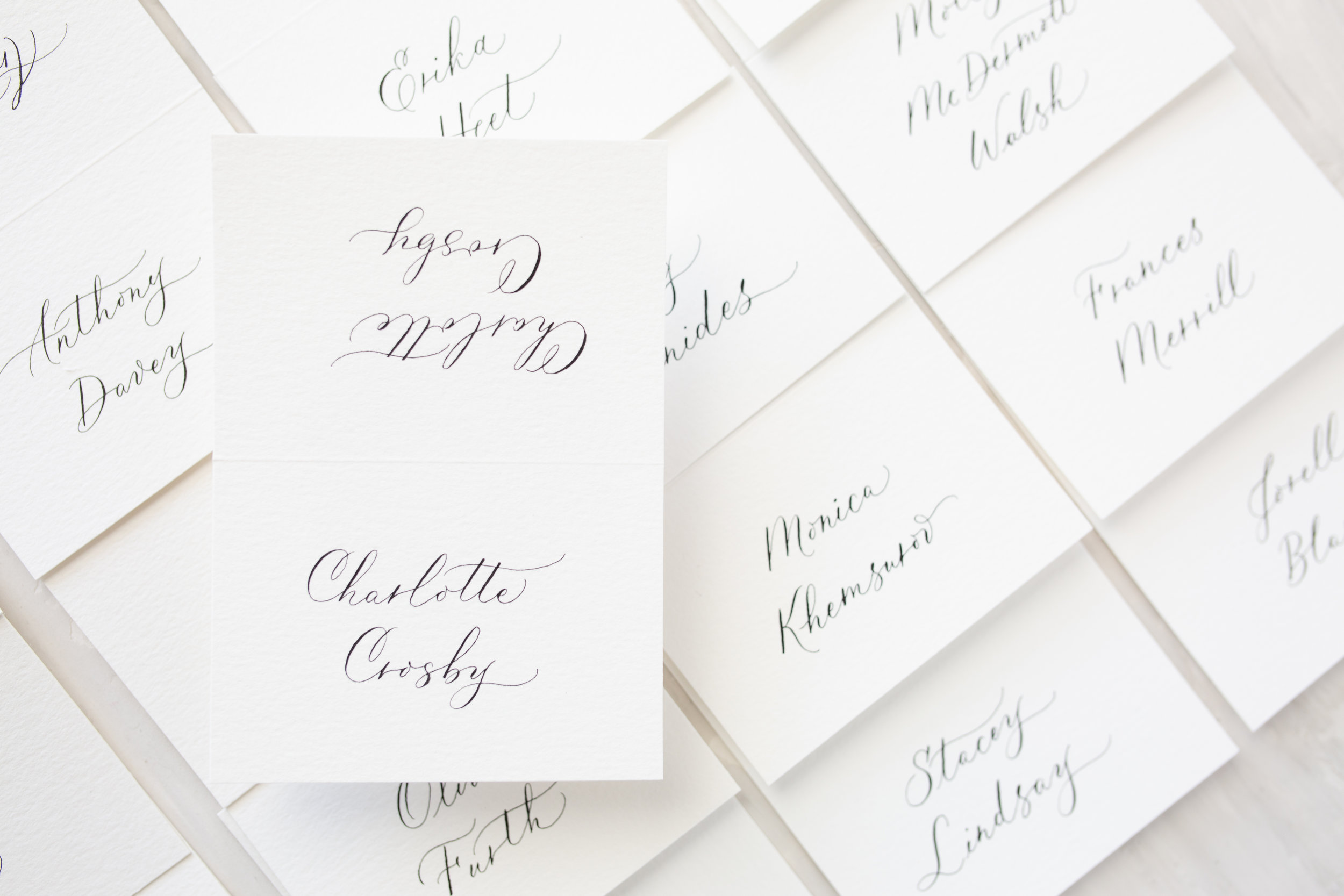 Romantic Script - Betty Ling Calligraphy