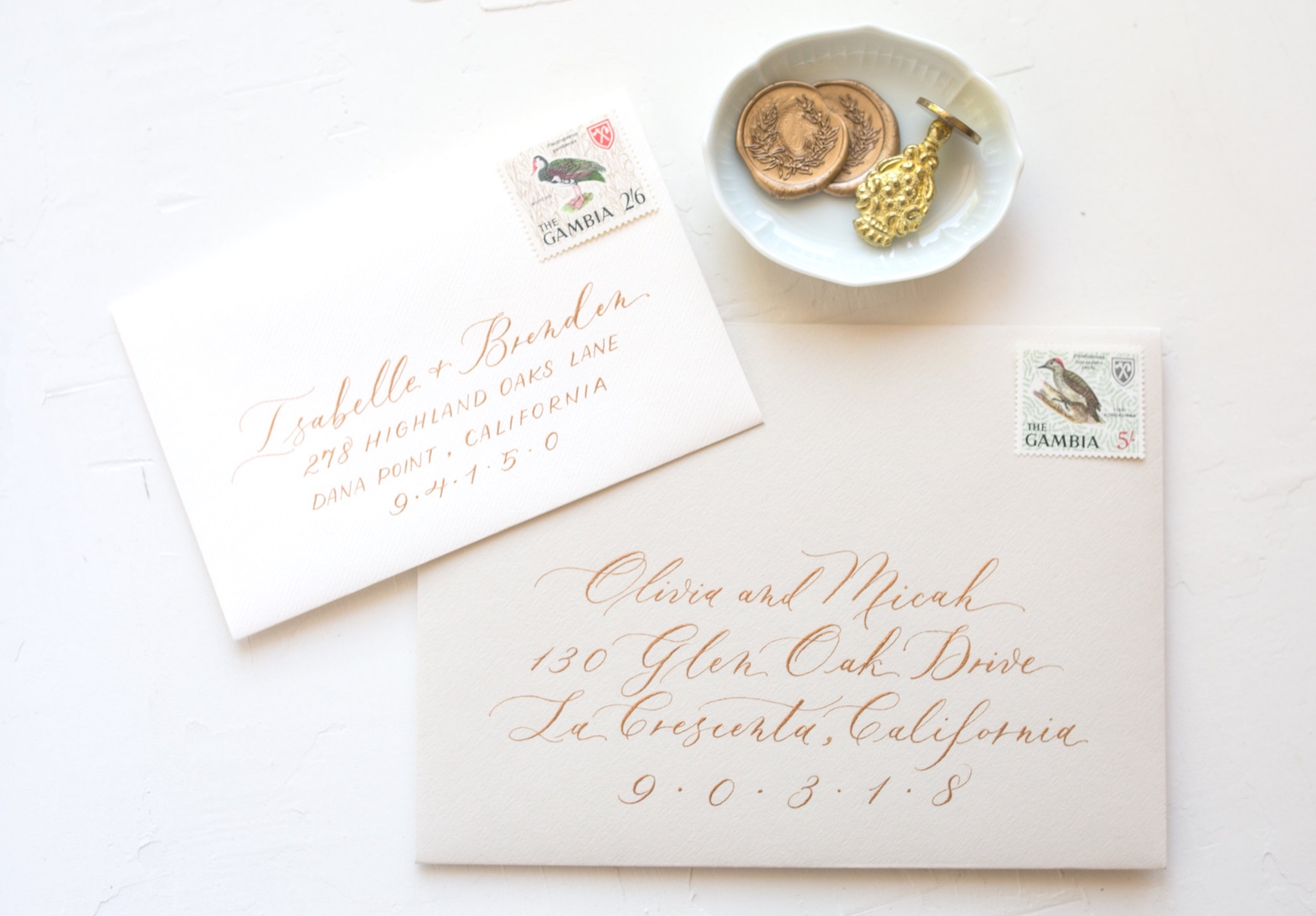 Organic Script - Betty Ling Calligraphy