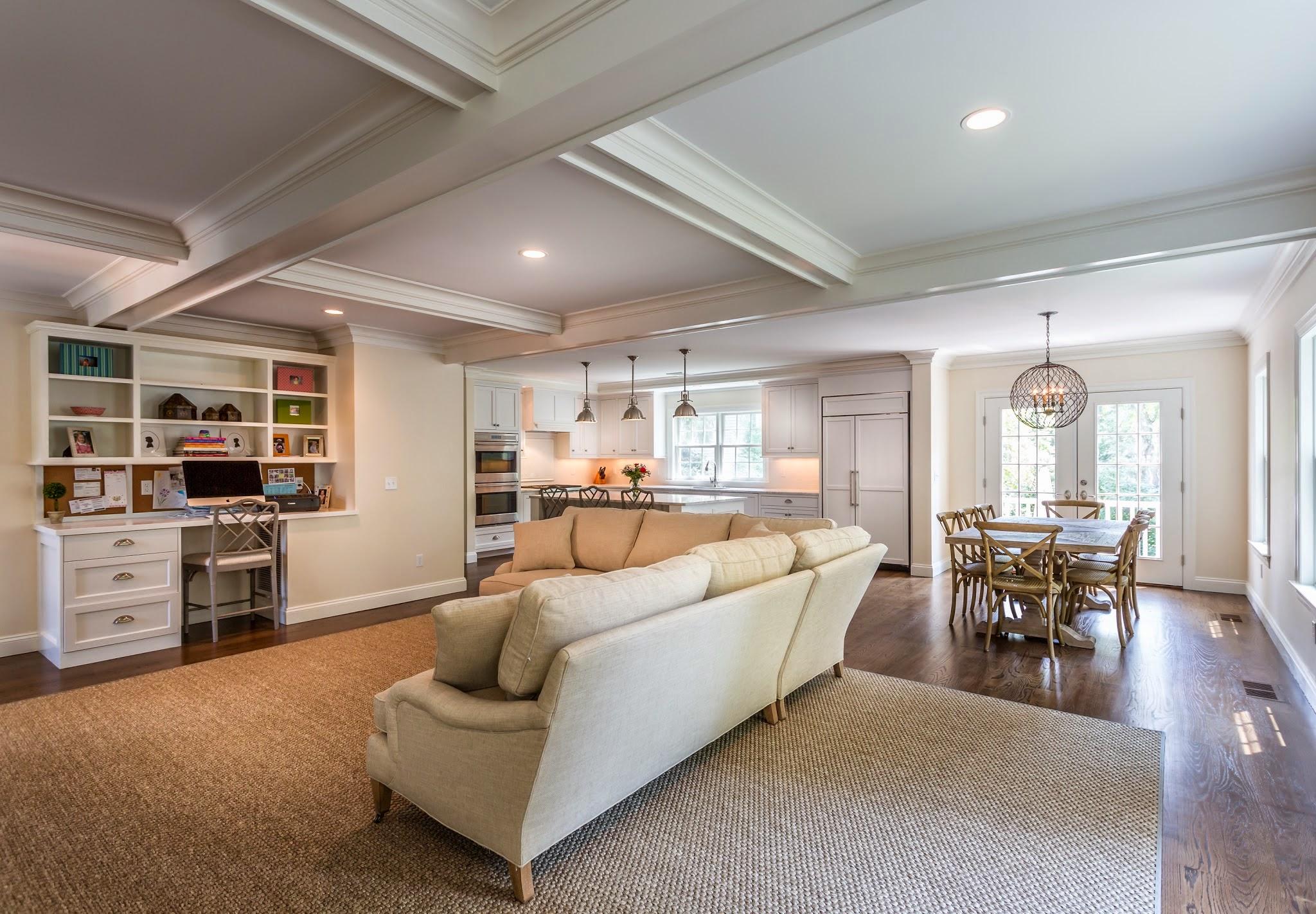 Renovated Open Floor Plan in Darien CT