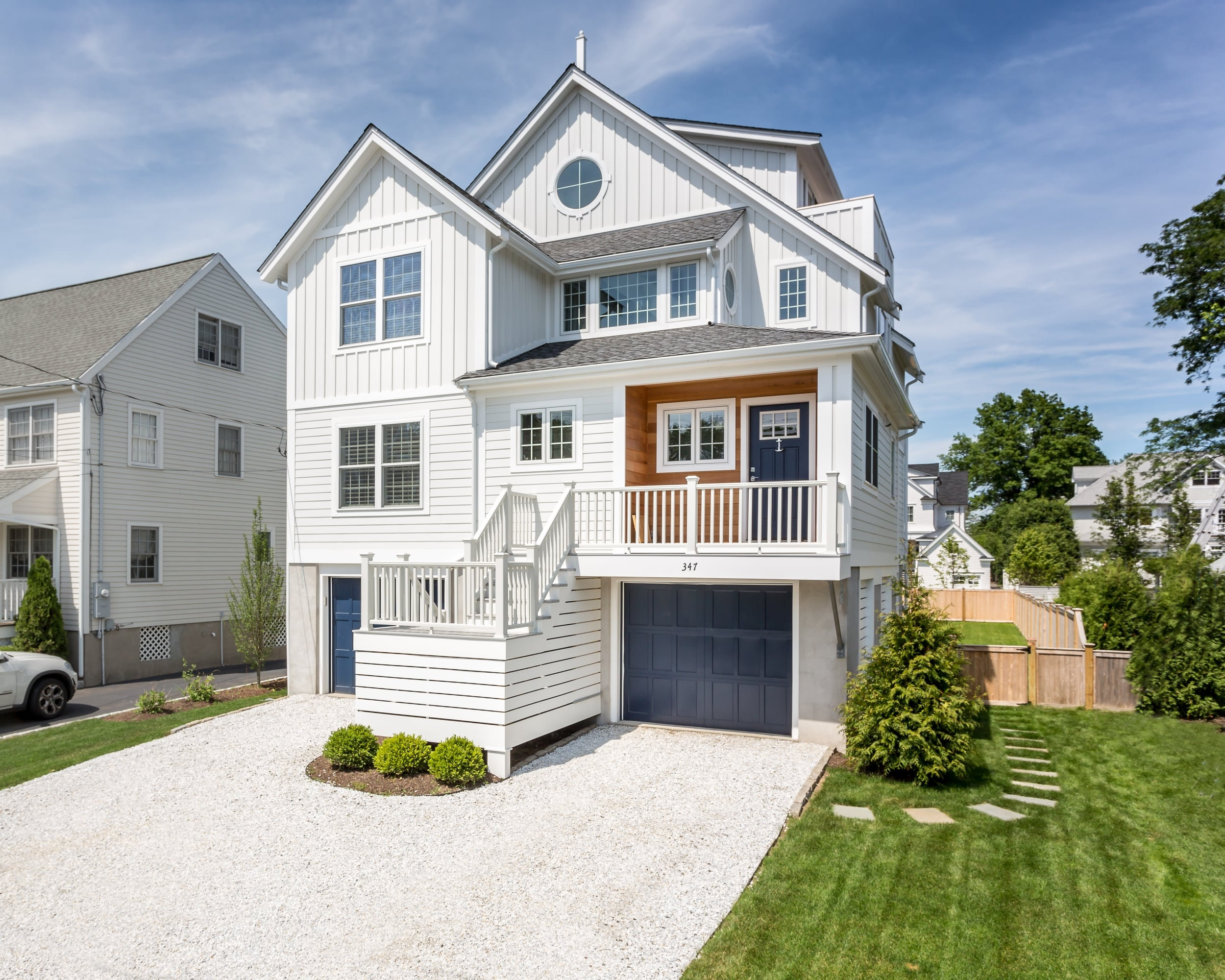 New Construction in Fairfield, CT