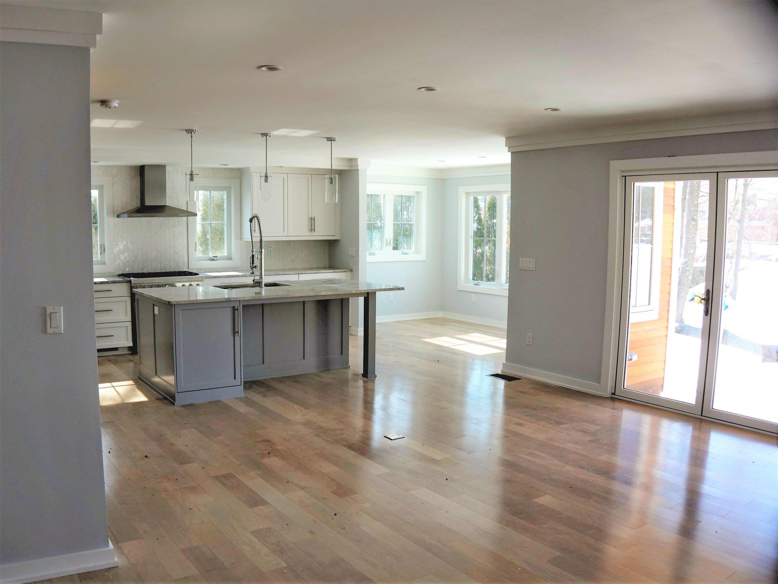 Greenwich, CT New Custom Kitchen Koala Residential