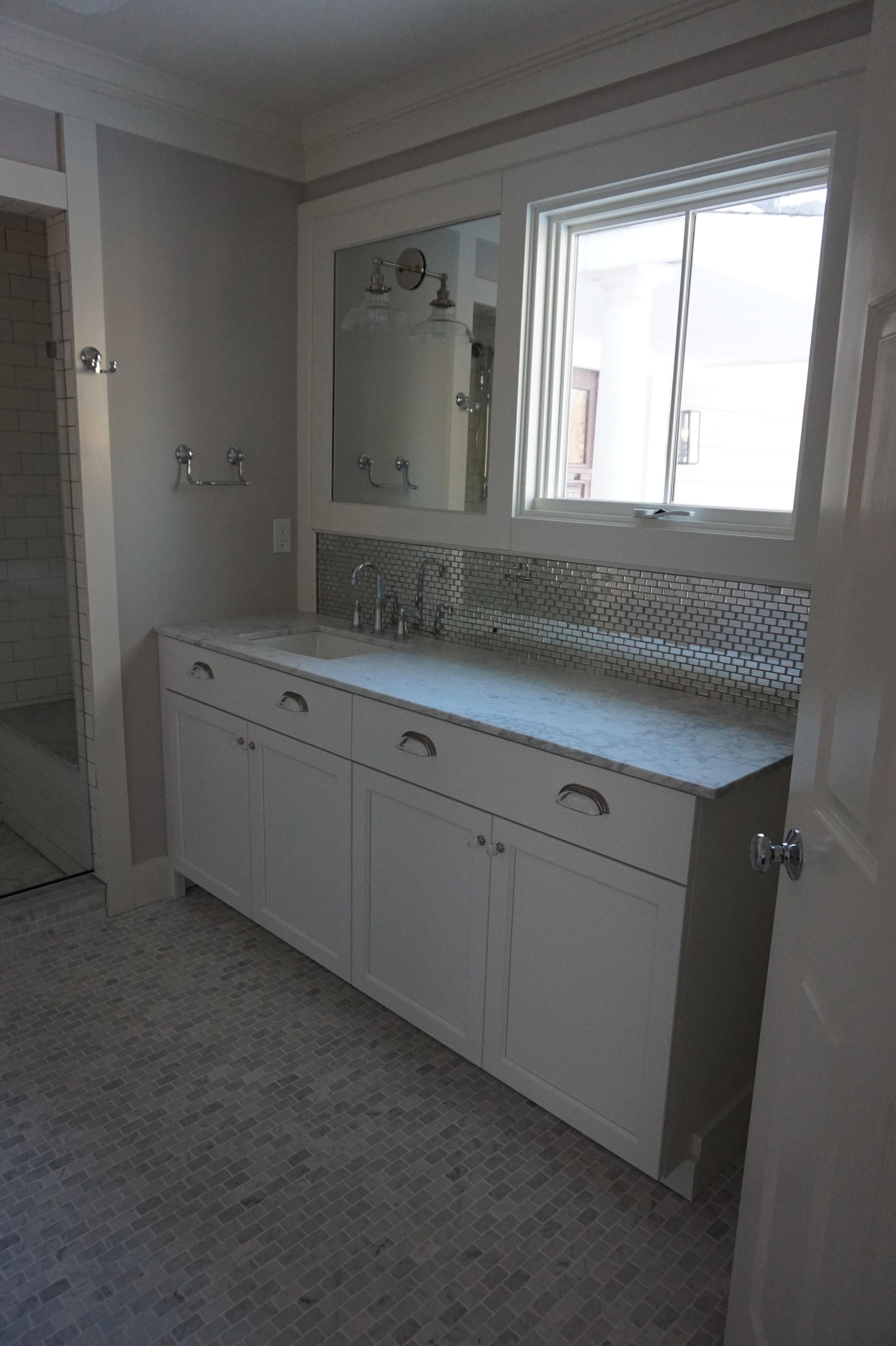Master Bathroom, Ridgefield-CT