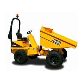 3 Tonne dumper    Daily or Weekly Hire    Contact us for pricing ❯