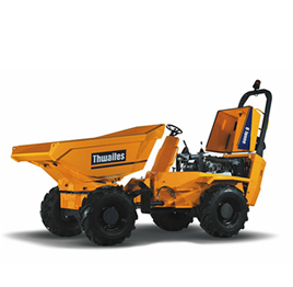 6 Tonne Power swivel dumper   Daily or Weekly Hire    Contact us for pricing ❯