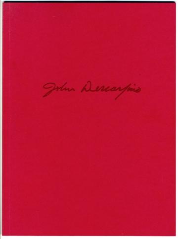 John Descarfino  Paintings.     Lucas Schoormans gallery. 2002