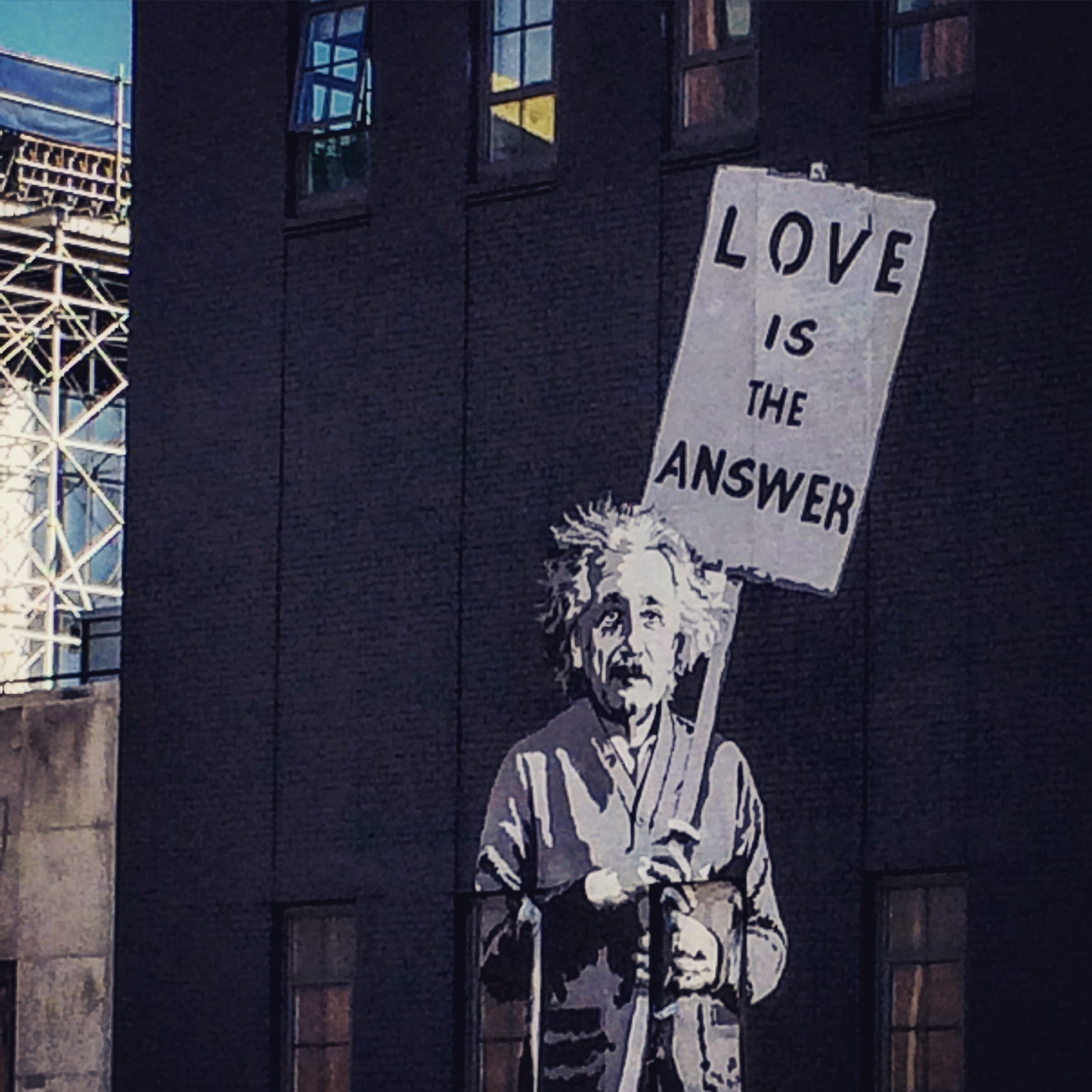 Art by Mr. Brainwash