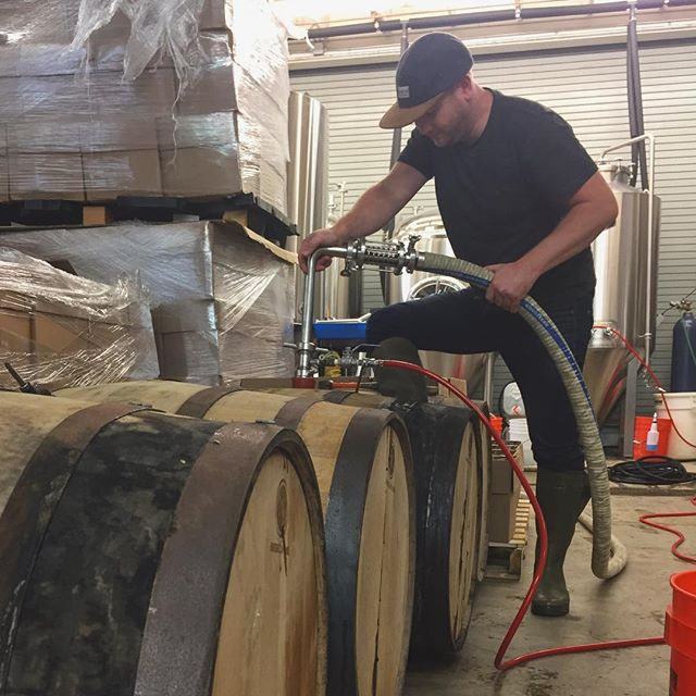 I love whiskey aged beers.  Coming soon. -Max