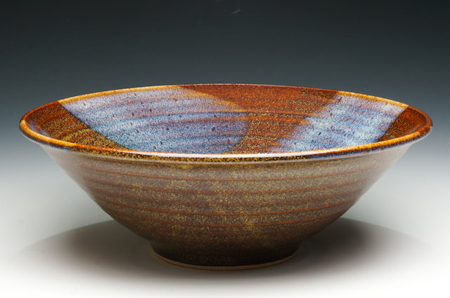 "An 11"" serving bowl"