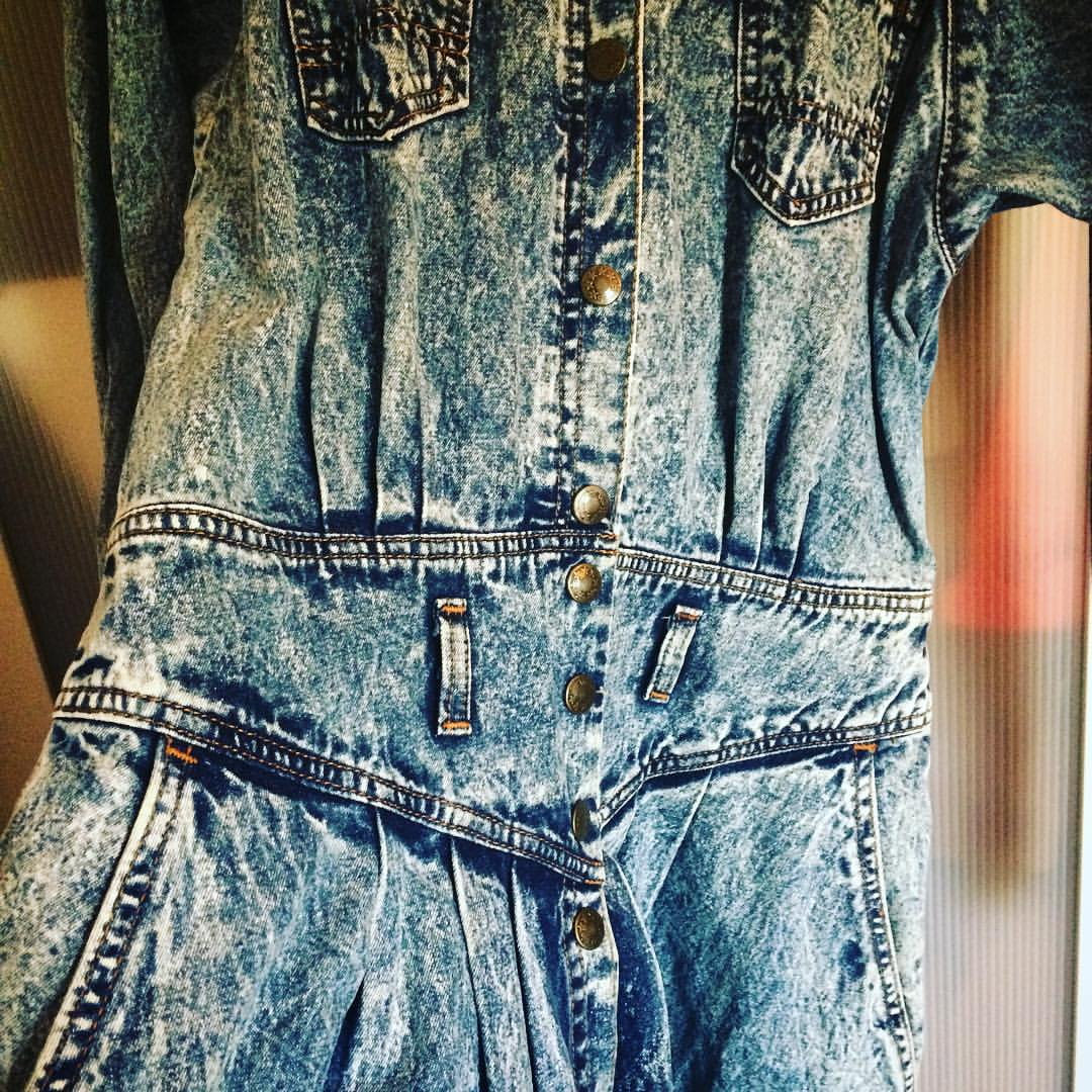 Some seriously cool denim available at our #vintagewardrobe  www.lauralana.com.au/shop  #getcreative