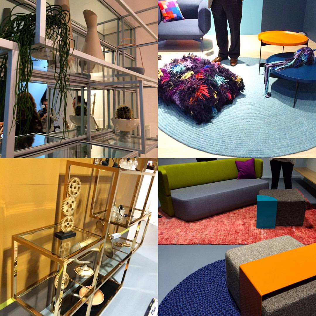 Design Age @duluxaus colour forecast. A lovely event held at @meizai_au showcasing 2016 colour palettes. Interior and fashion are certainly closing the gap between trends. #getcreative #fashiontraining #trendsnippet