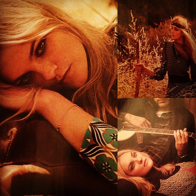 Enjoying the editorial in American Vogue - Eclectic Ladyland…