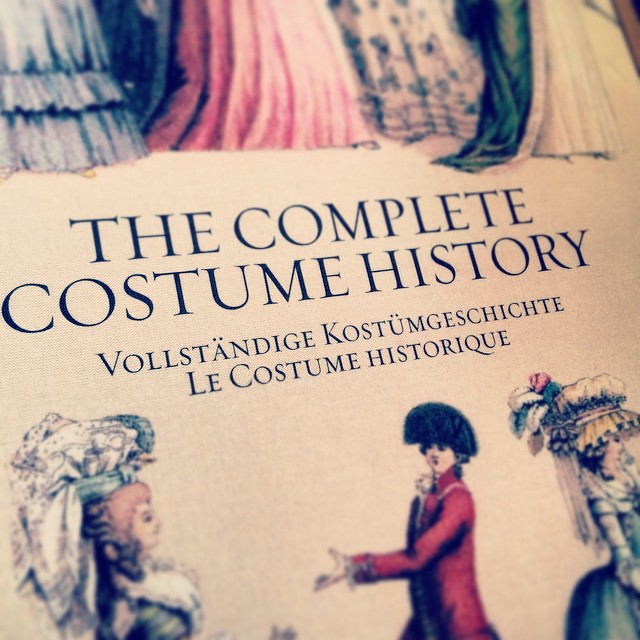Just catching up on some reading, history always inspires #getcreative #inspire