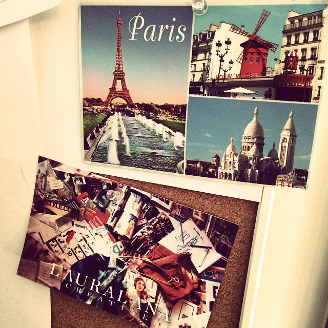 #paris #postcards #worklife #getcreative
