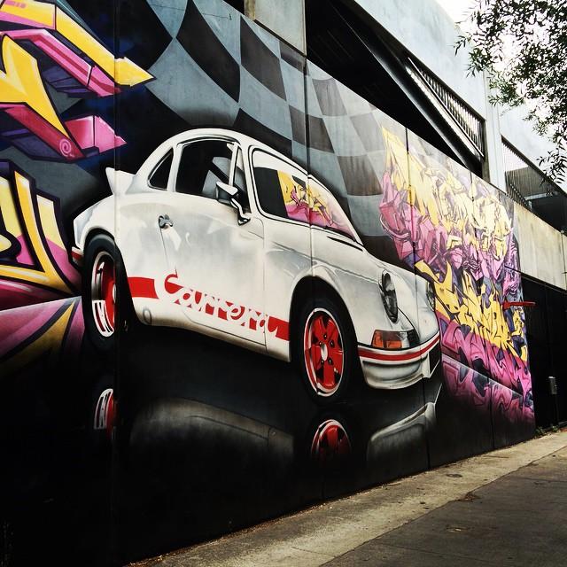 More Collingwood street art! #getcreative #collingwood #streetart #streetstyle