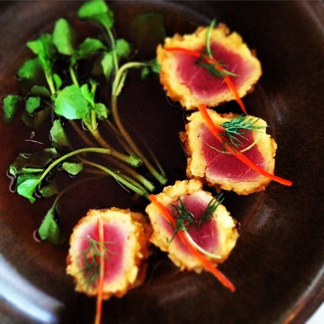 Tuna fried dumplings #thebaliedit