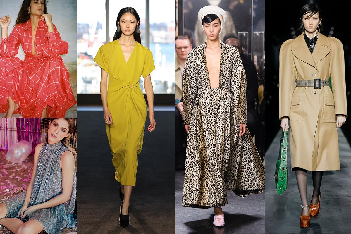 Mara Hoffman, Dondup, Naciso Rodriguez, Emilia Wickstead, Givenchy