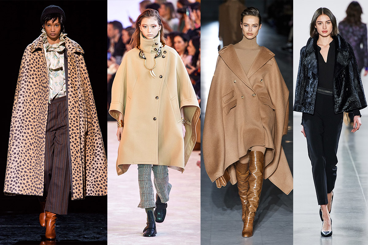 CAPES, TAILORED -  Marc Jacobs, Chloe`, Max Mara, Ellie Tahari