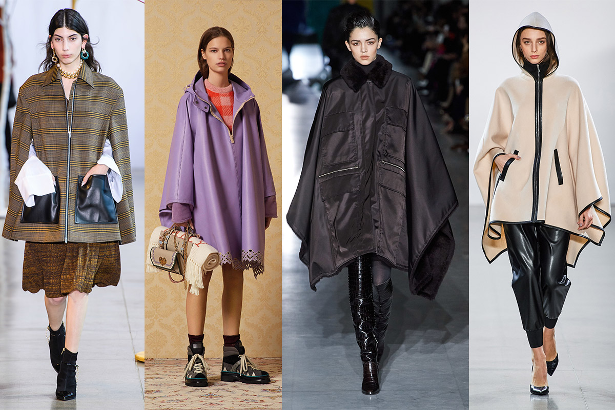 CAPES, SPORTSWEAR -  ADEAM, Bally, Max Mara, Ellie Tahari