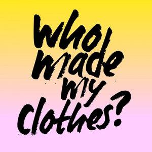 Fashion Revolution Week - We are the industry and we are the public. We are world citizens. We are you.www.fashionrevolution.org