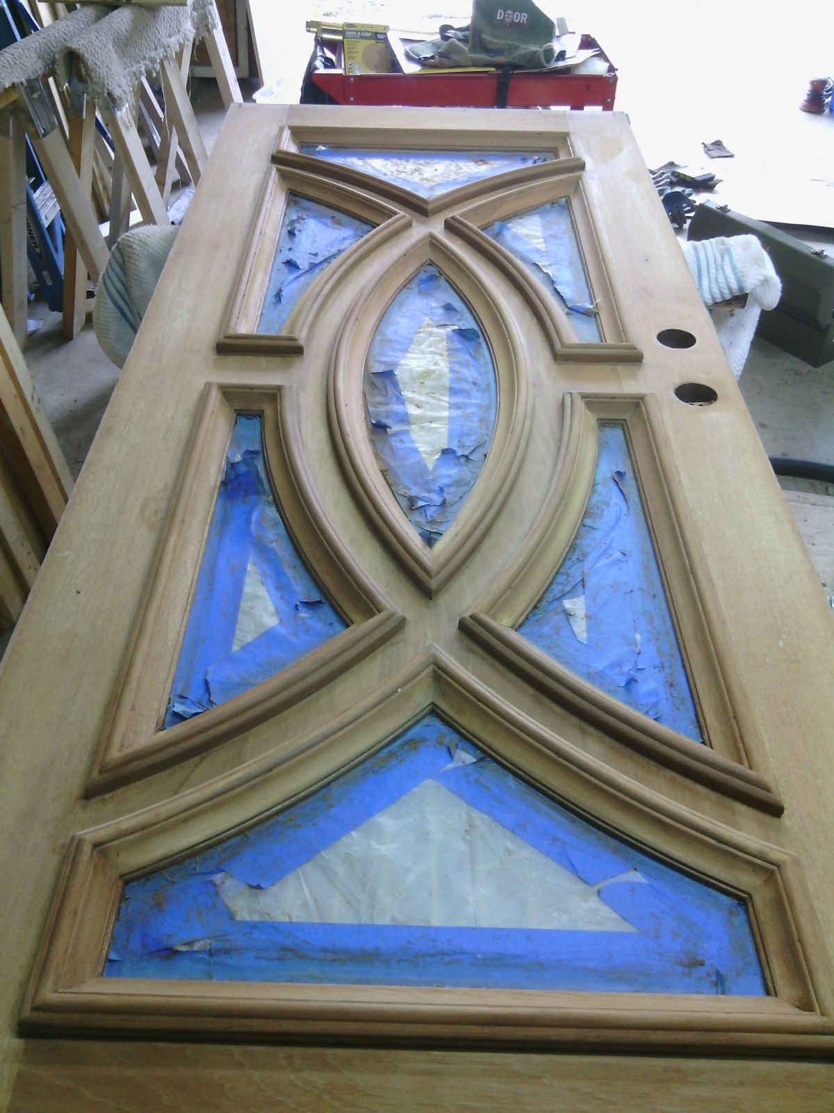 Front-door-restain-refinish-restore-refinishing-renew