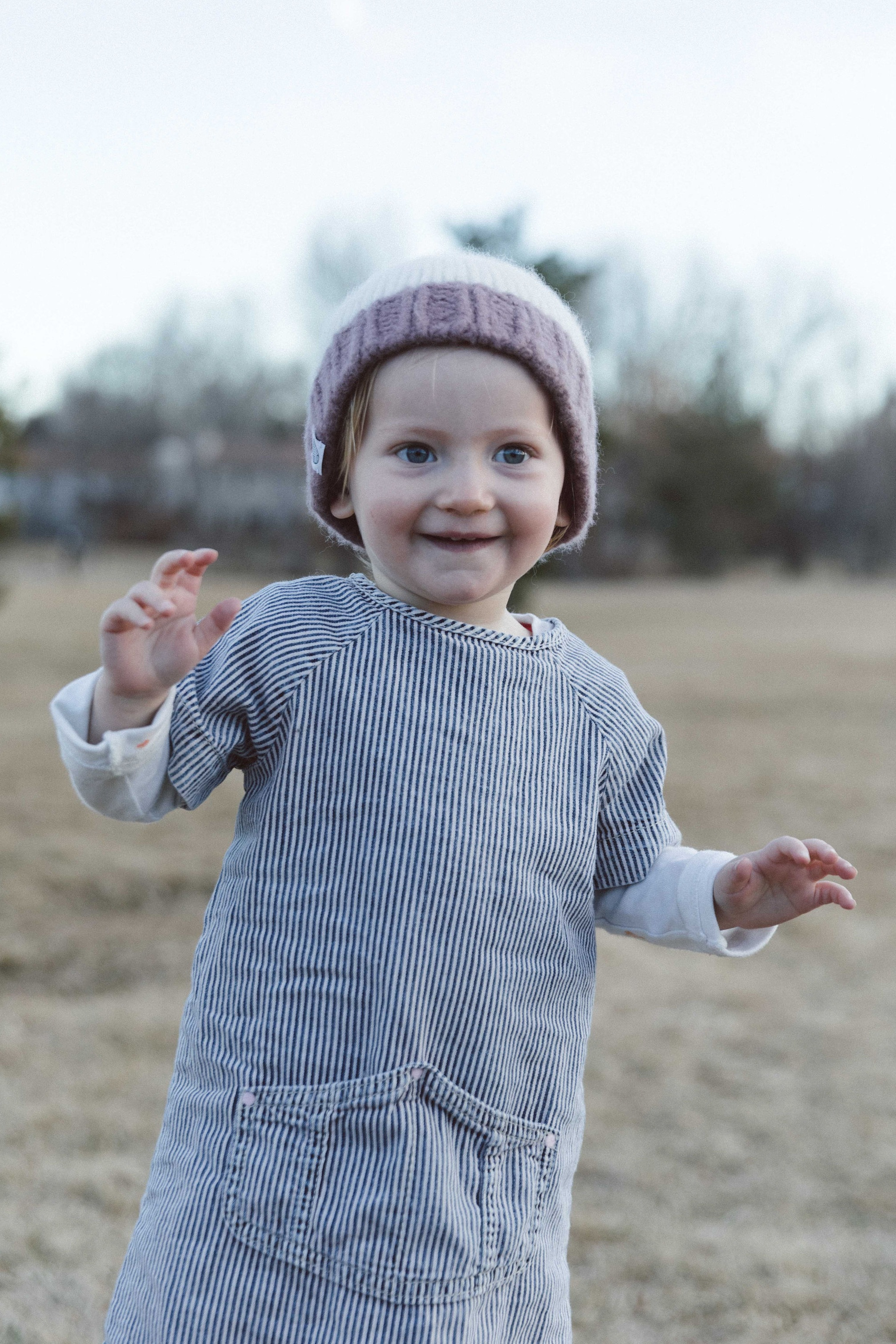 For baby, - the Noble Hat.