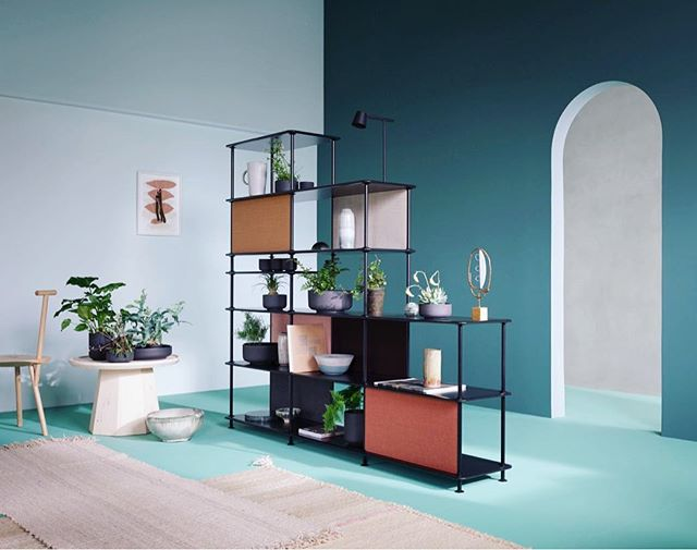Open shelving unit for Montana Furniture. Free will be available August 2018 😎  #montanafurniture #furnituredesign #canadiandesigner #danishdesign #kcad #dezeen #azuremagazine #milano #salonedelmobile