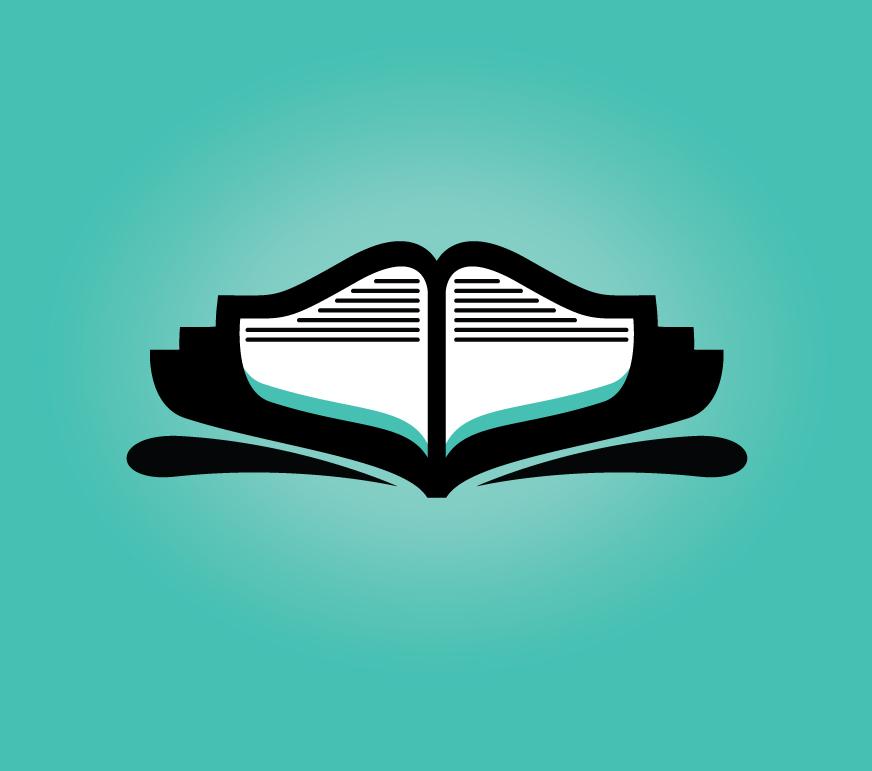 Montana Book Festival Logo Design