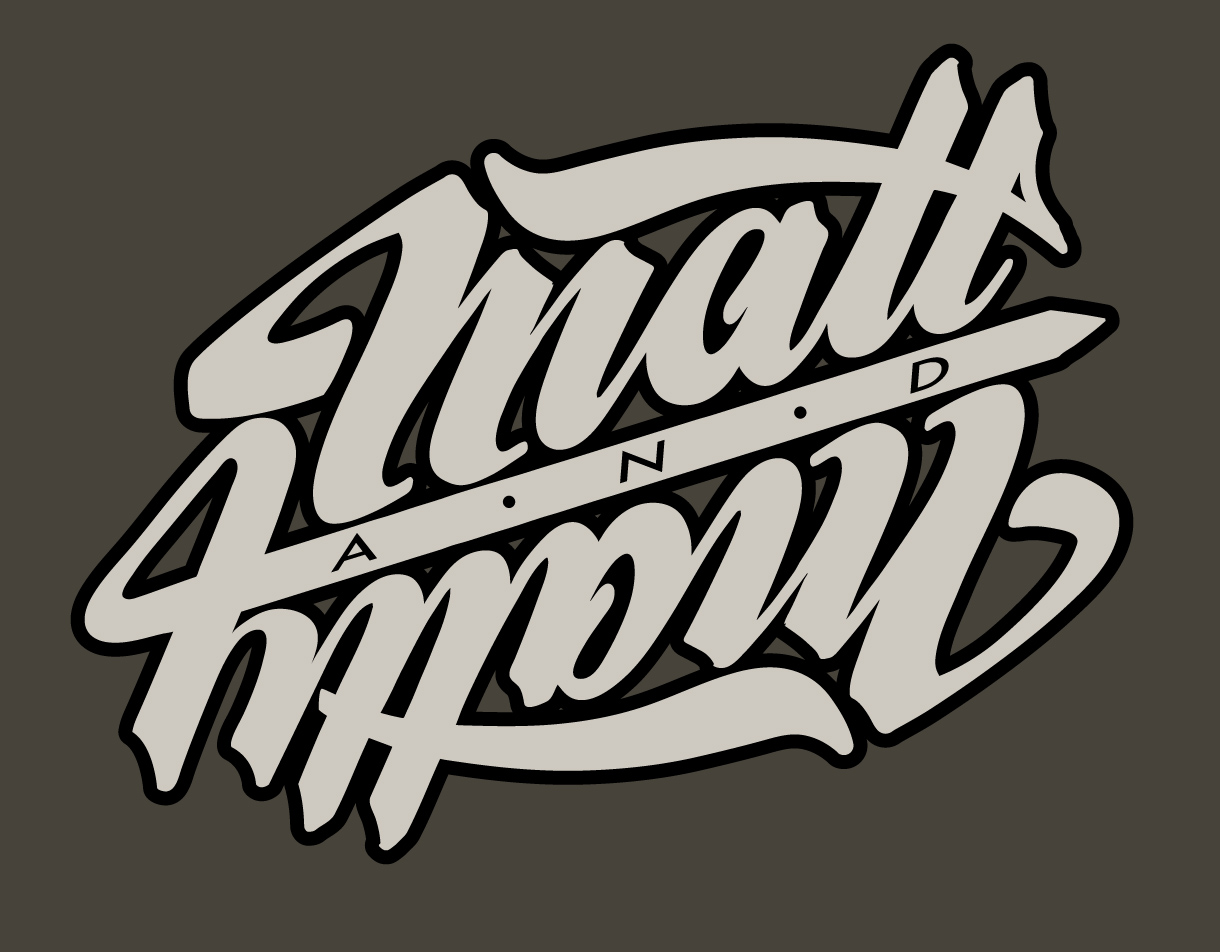 Matt and Matty Logo Design