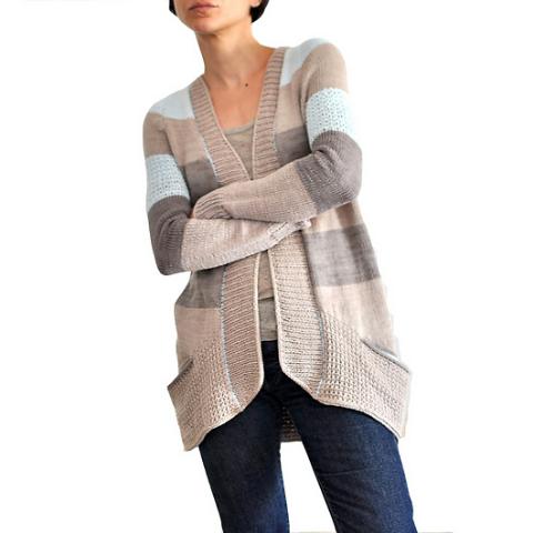 BlueSand Cardigan , perfect for Skinny Cotton!