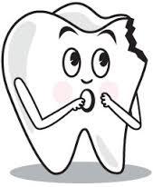 Copy of Broken tooth