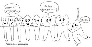Copy of Wisdom Teeth