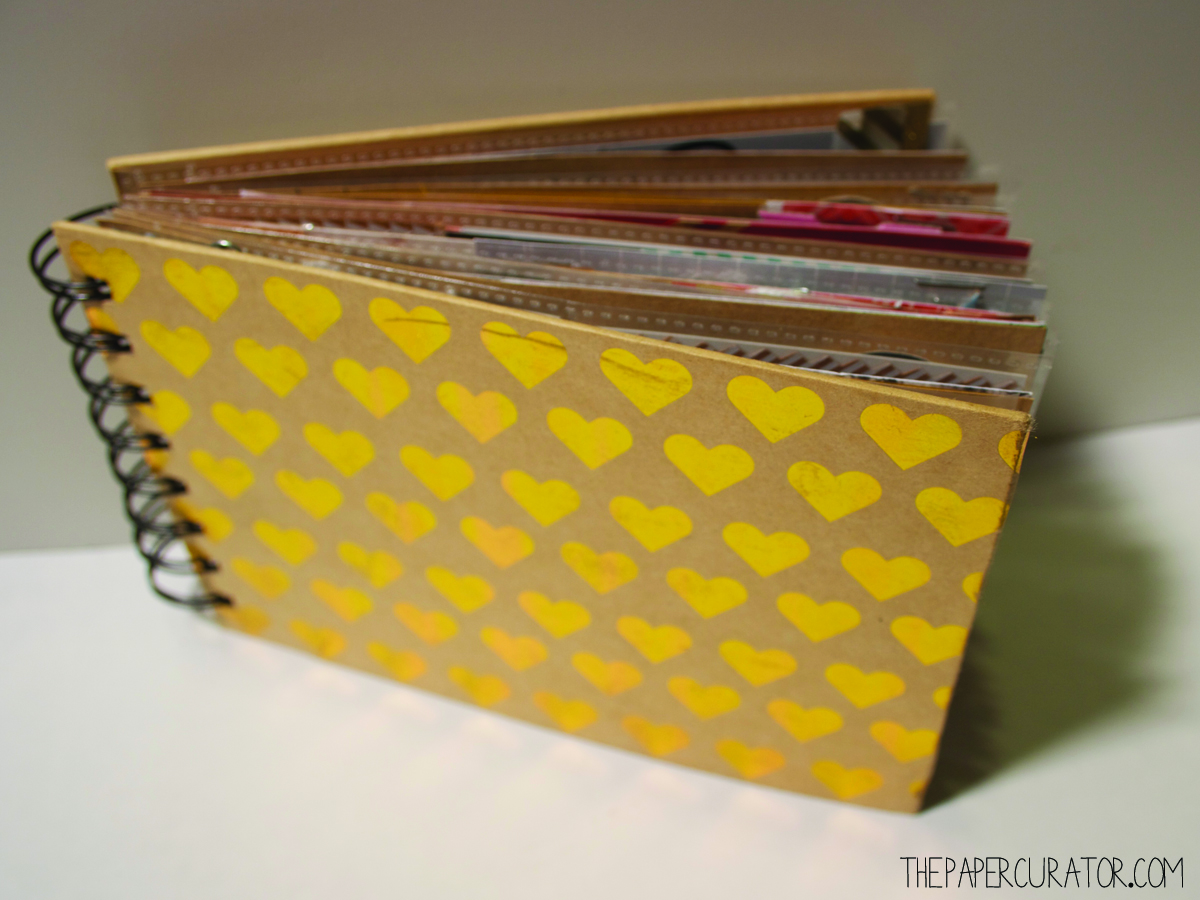 'OH YES! THANKFUL' MINI ALBUM | THE PAPER CURATOR