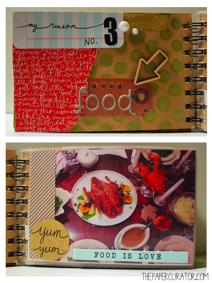 NO. 3- GOOD FOOD | THE PAPER CURATOR