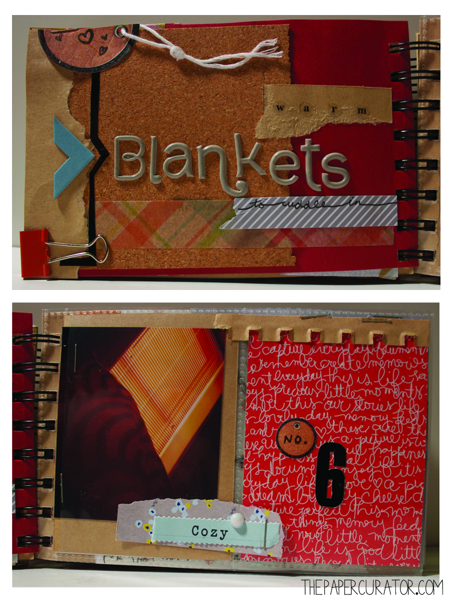 NO. 6 - WARM BLANKETS | THE PAPER CURATOR