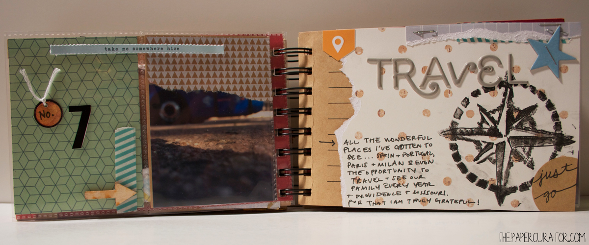 NO. 7 - TRAVEL| THE PAPER CURATOR
