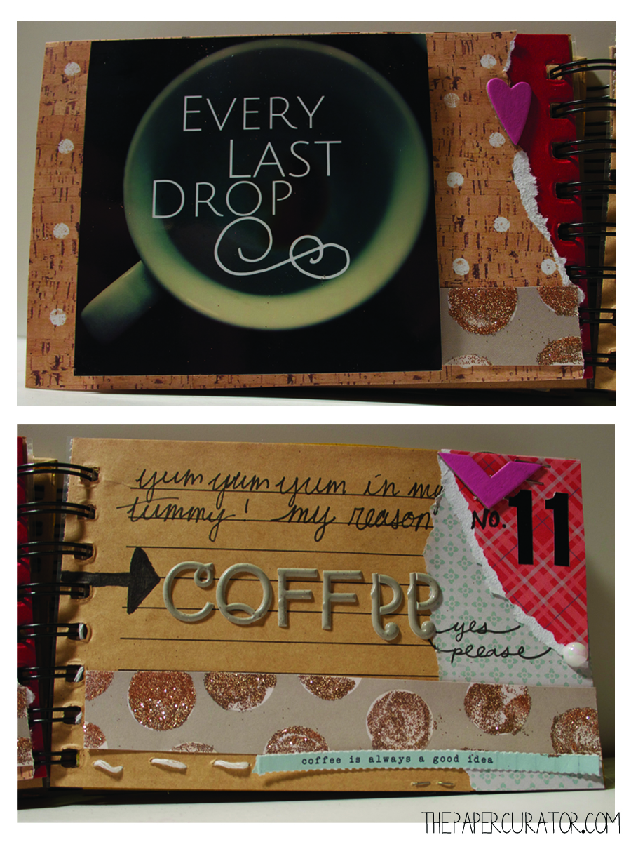 NO. 11- COFFEE  | THE PAPER CURATOR