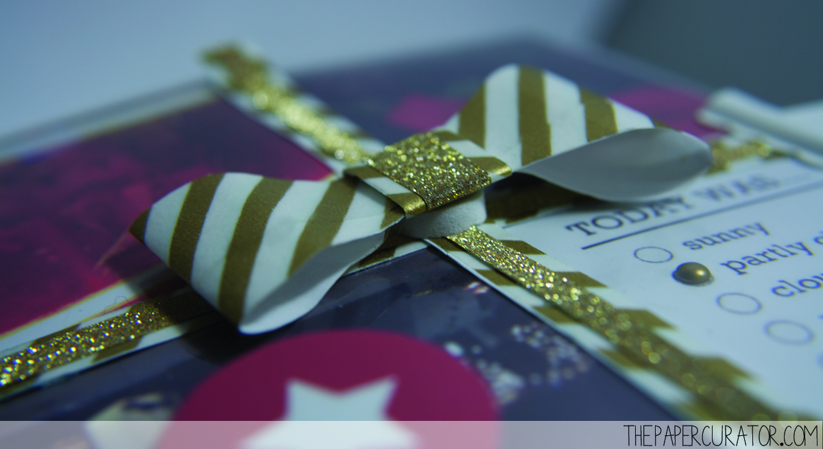 DECEMBER 3RD|  25 DAYS OF CHRISTMASMINIALBUM/ DECEMBER DAILY WEEKNO. 1 | THE PAPER CURATOR