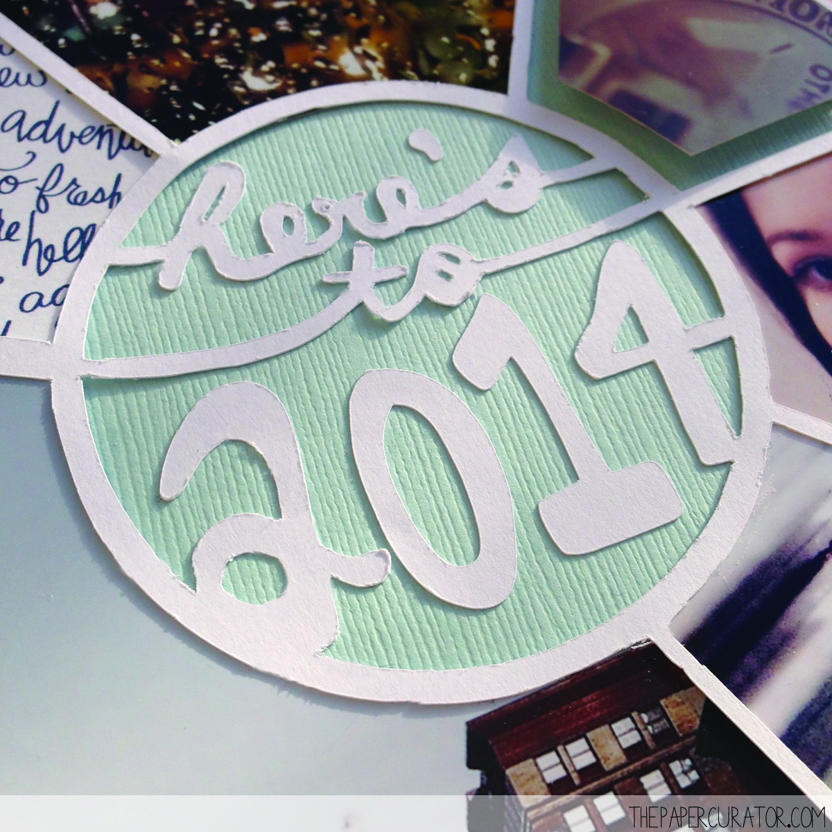 'HERE'S TO 2014' | THE PAPER CURATOR