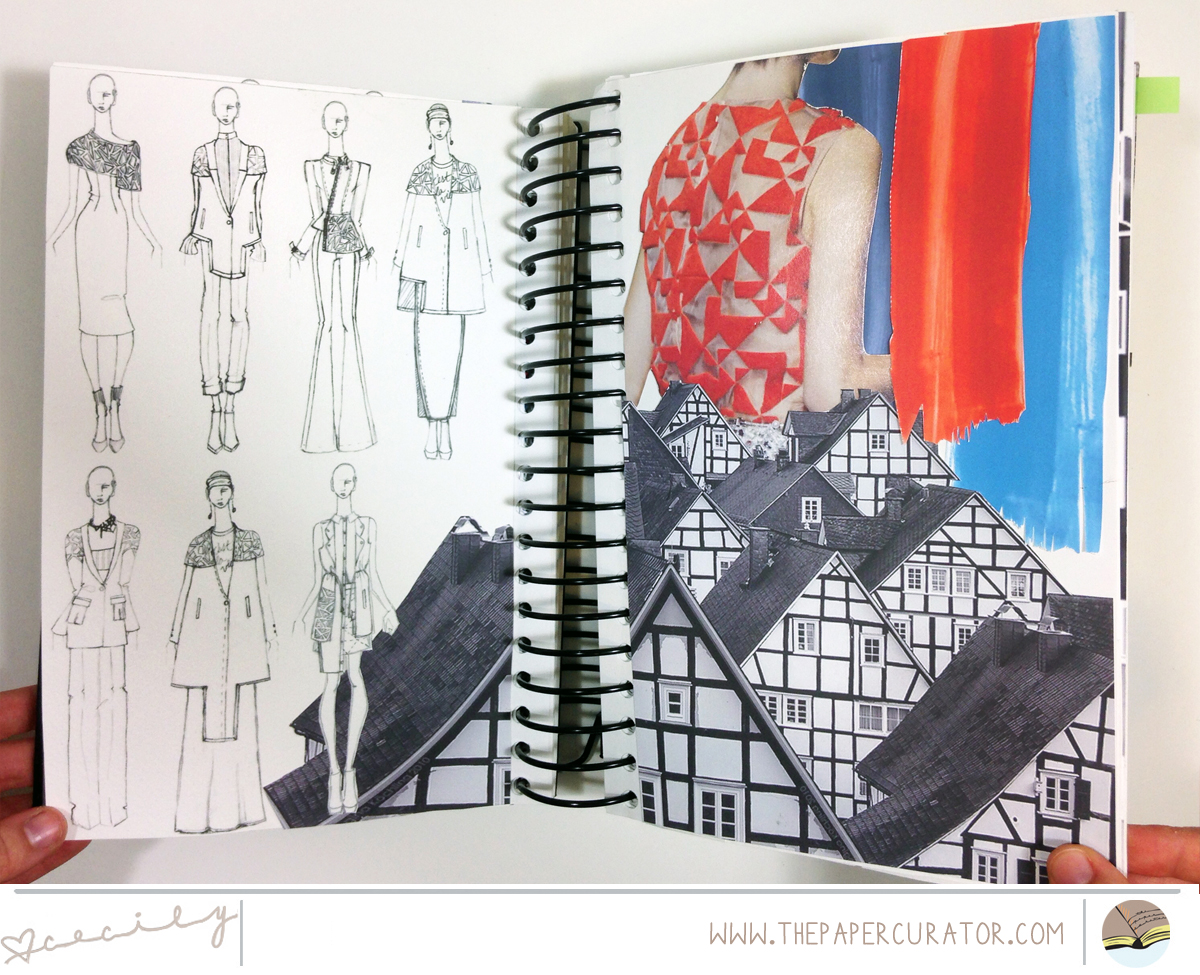 HOW TO KEEP A DESIGN JOURNAL   THE PAPER CURATOR