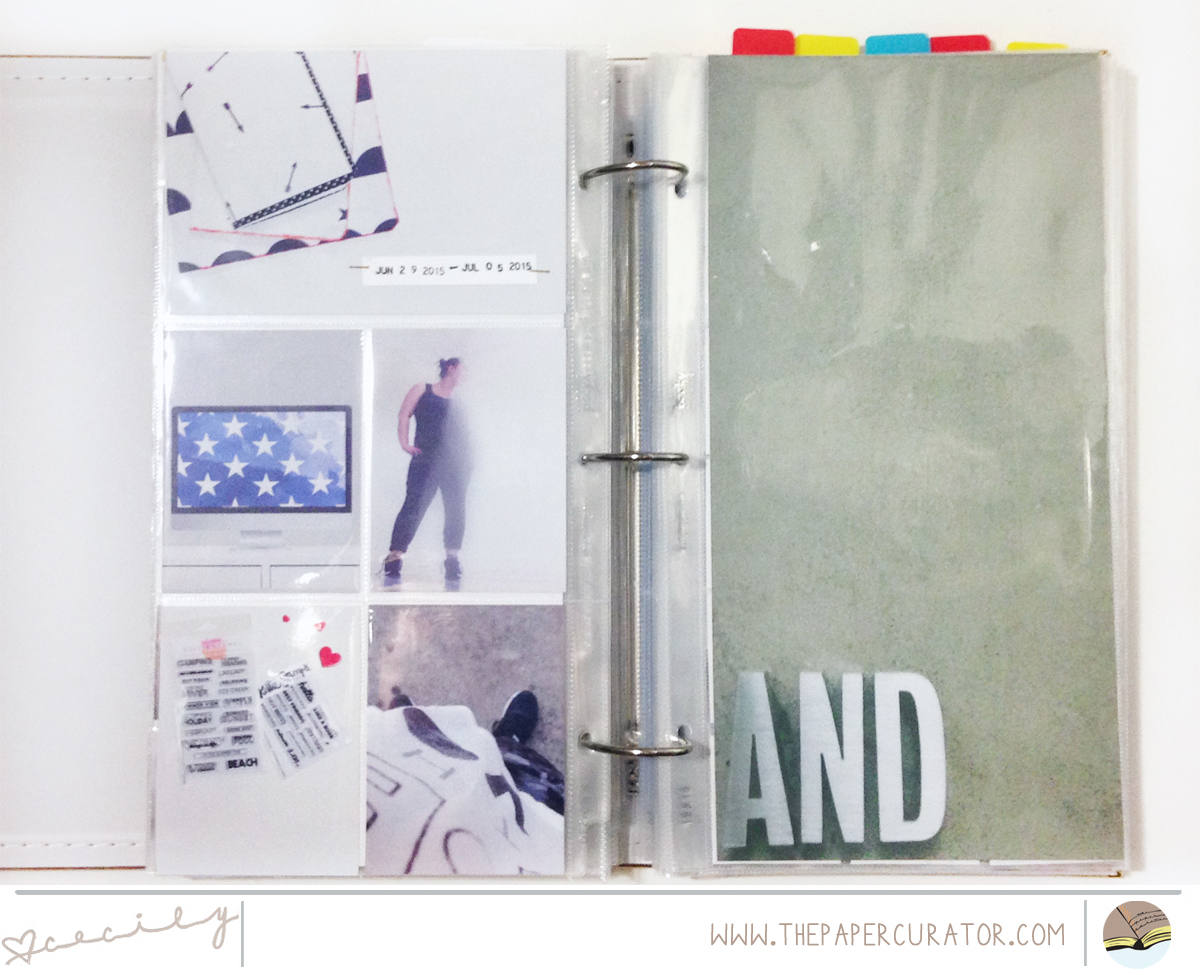 VIDEO | USING THE FUSE TOOL FOR UNIQUE PROJECT LIFE LAYOUTS | THE PAPER CURATOR