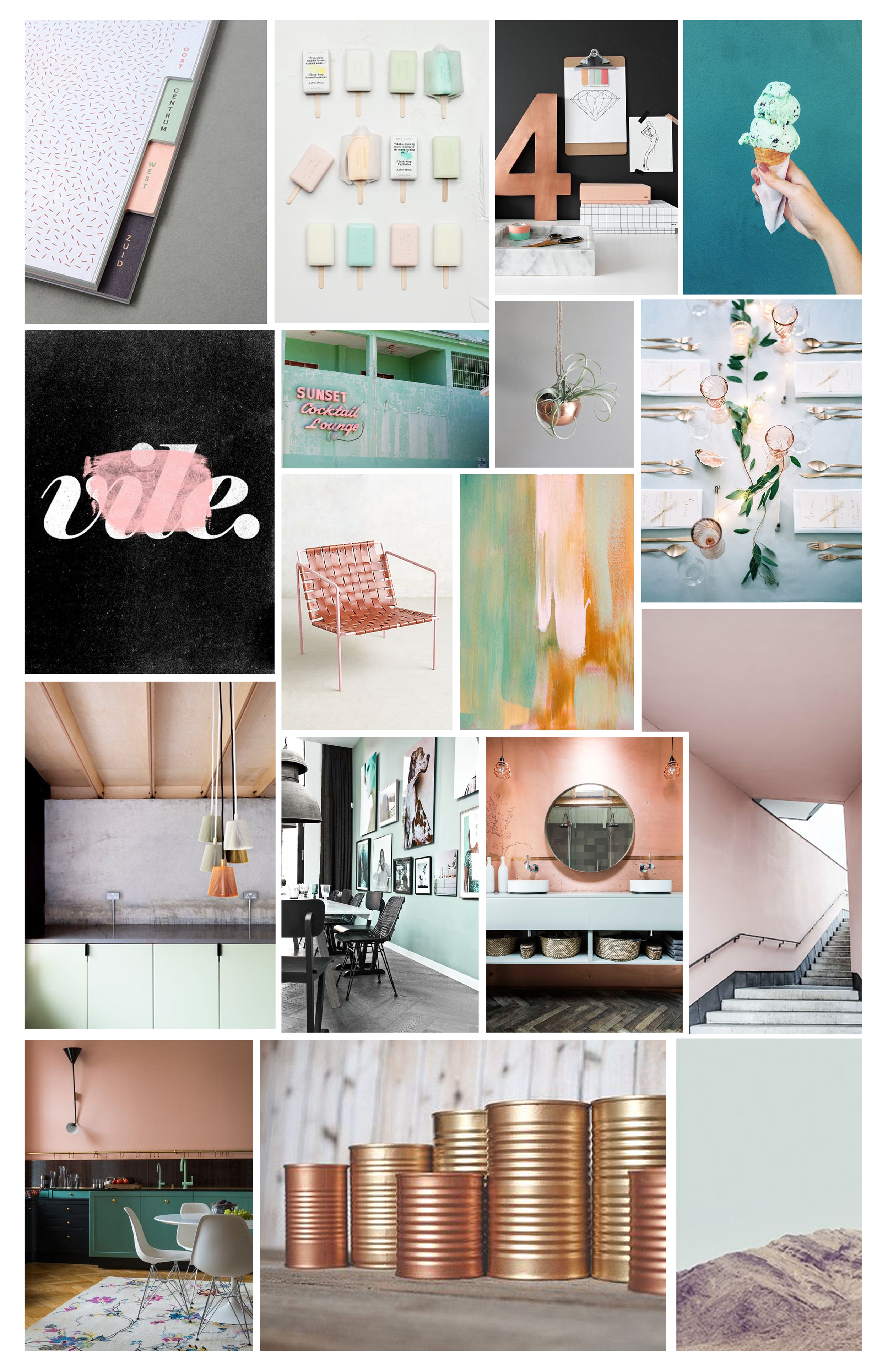 WEEKLY INSPIRATION WITH MONDAY MOOD BOARD | THE PAPER CURATOR