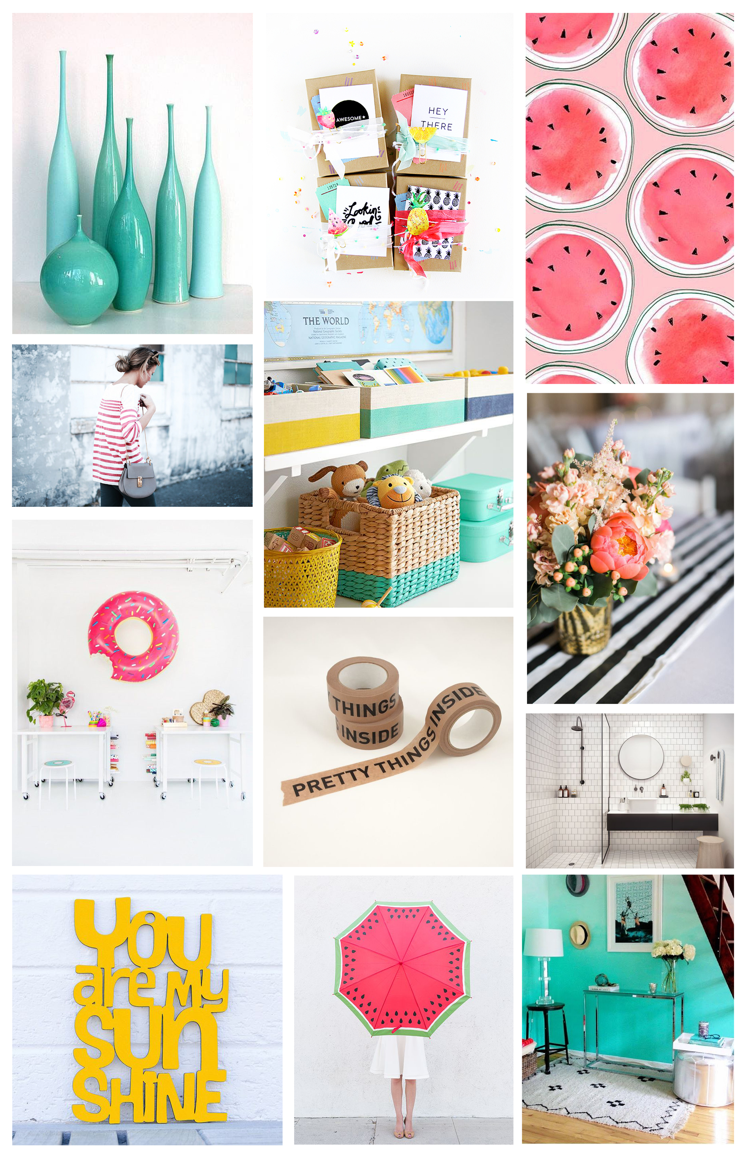 WEEKLY INSPIRATION WITH MONDAY MOOD BOARD 32 | THE PAPER CURATOR