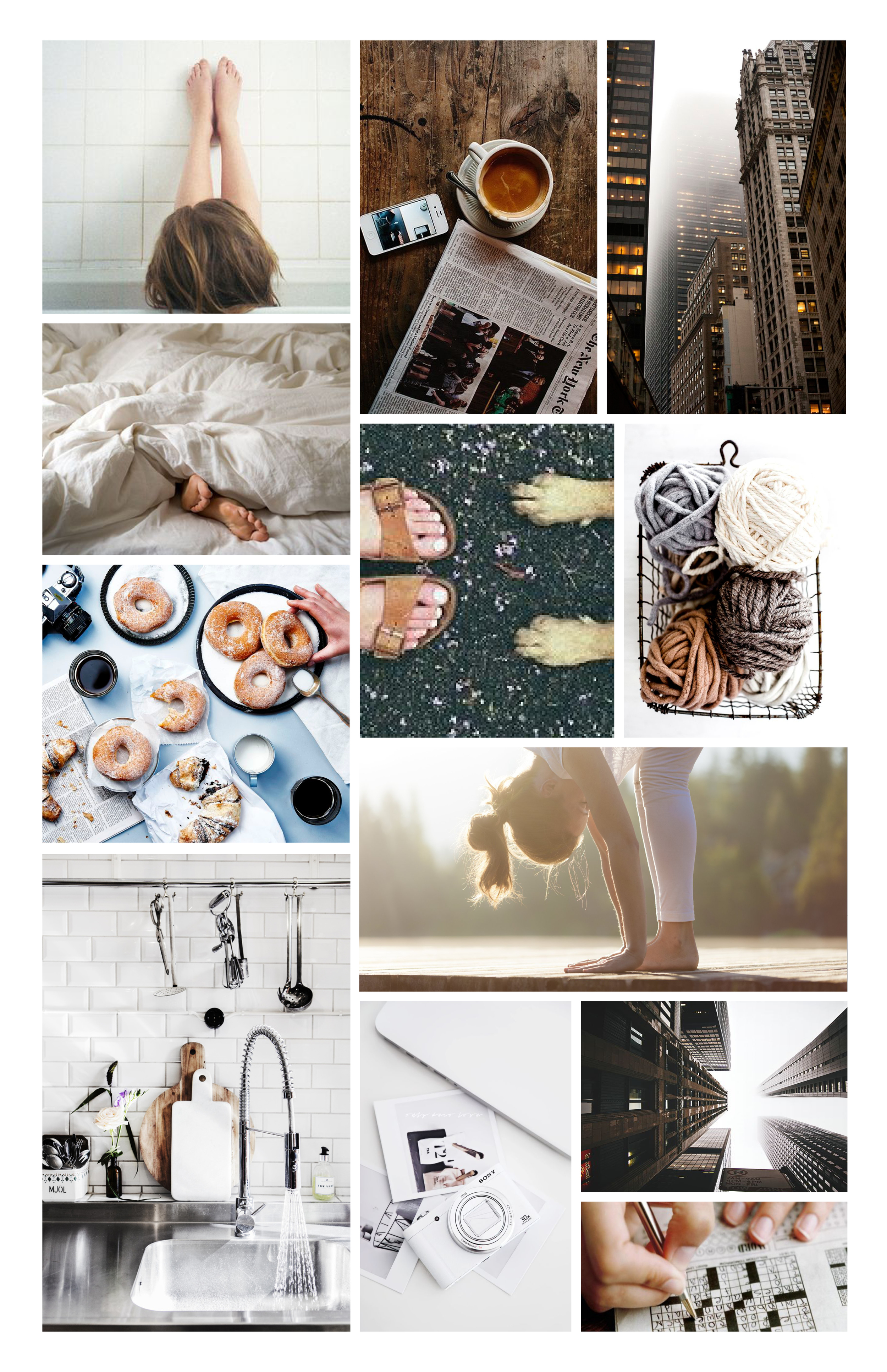 WEEKLY INSPIRATION WITH MONDAY MOOD BOARD 40 | THE PAPER CURATOR