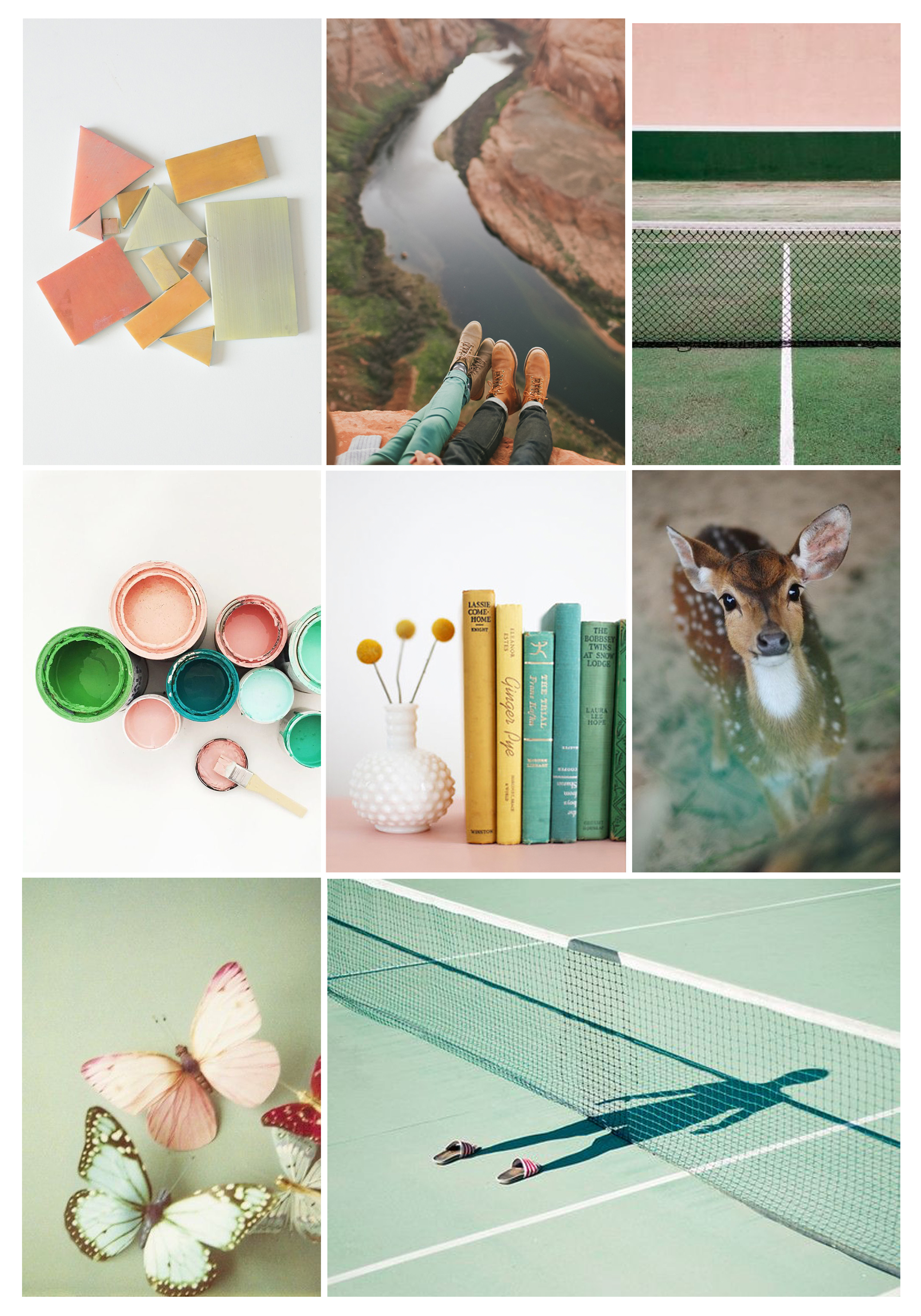 WEEKLY INSPIRATION WITH MONDAY MOOD BOARD 41 | THE PAPER CURATOR