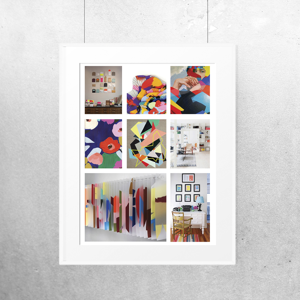 WEEKLY INSPIRATION WITH MONDAY MOOD BOARD 49 | THE PAPER CURATOR