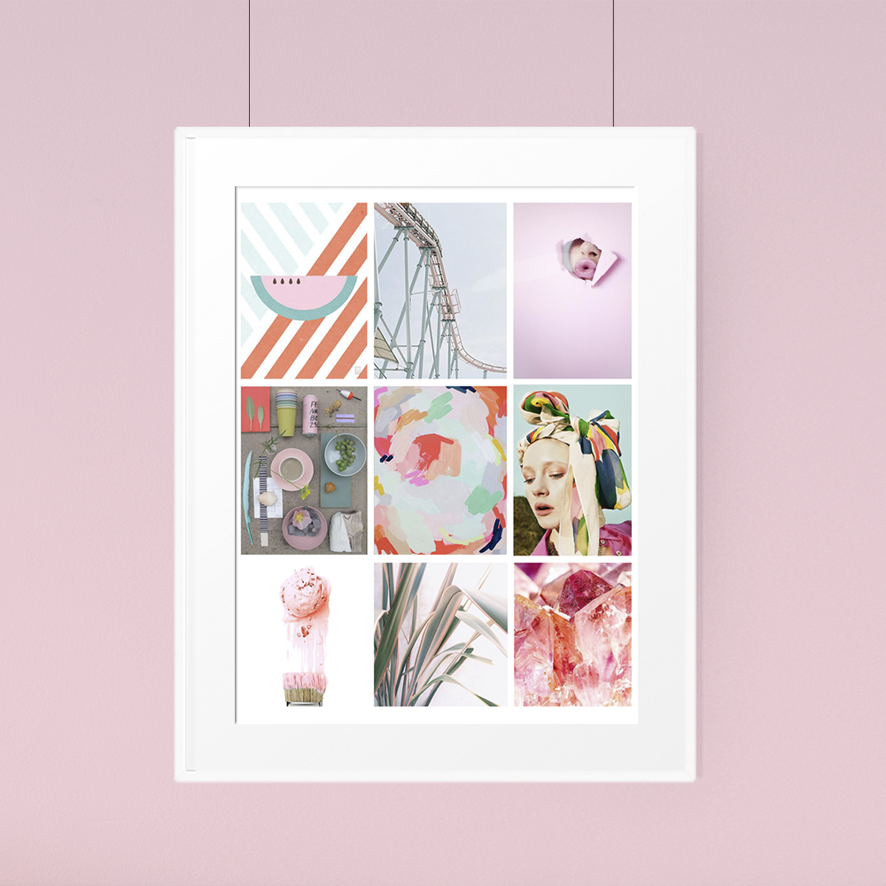 Weekly Inspiration with Monday Mood Board 55 | The Paper Curator