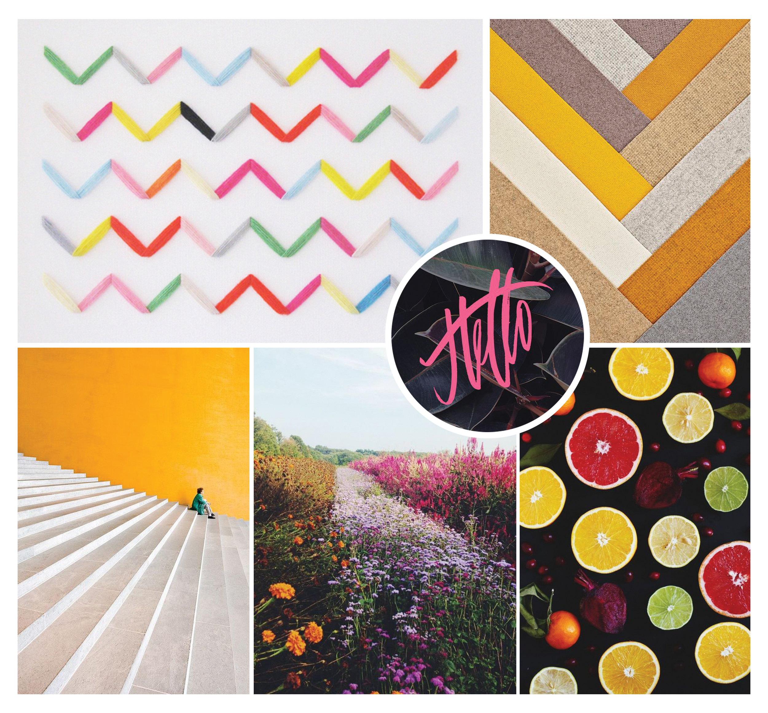 Weekly Inspiration with Monday Mood Board 57 | The Paper Curator